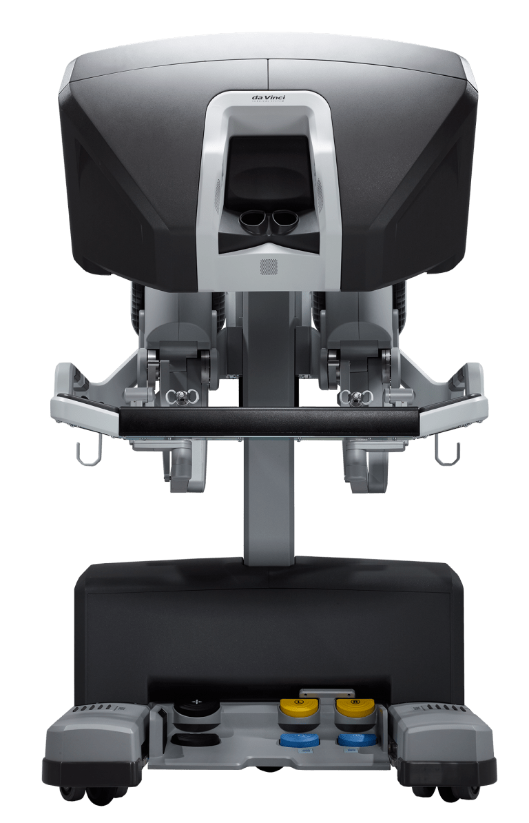 da Vinci Xi Surgeon console for Robotic Surgery